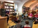 Stadtbücherei & Besuch der Raiffeisenbank
