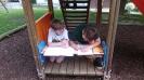Unterricht im Freien